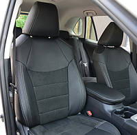 Чехлы на автомобильные сидения Toyota RAV4 для 4 поколения (2019- по сегодня)