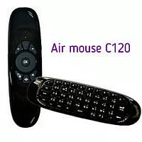 Гироскопический пульт Air Mouse C120 с русской клавиатурой