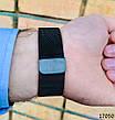 Часы мужские в стиле Rolex. Мужские наручные часы черного цвета. Часы с черным циферблатом Годинник чоловічий, фото 5