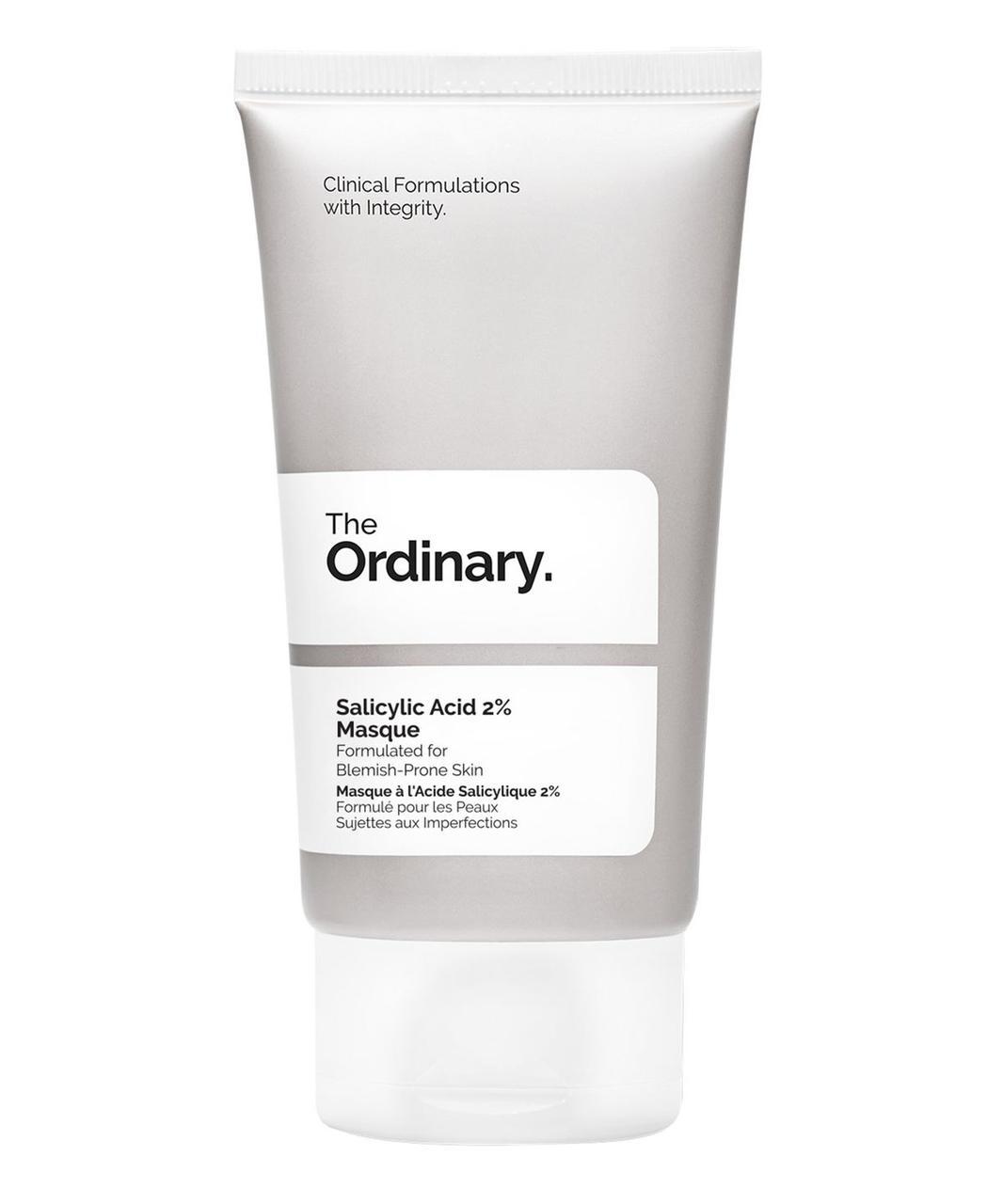 Маска с 2% салициловой кислотой The Ordinary - Salicylic Acid 2% Masque , 50 мл
