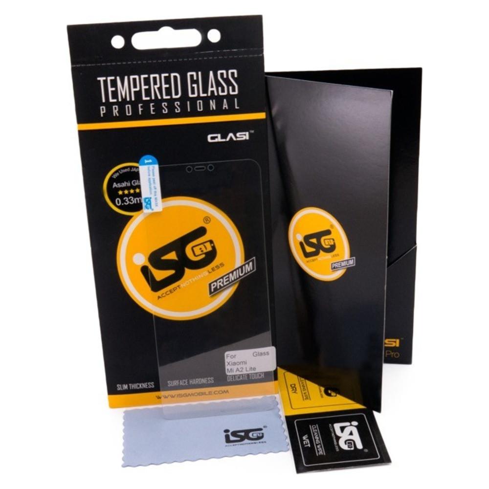 Захисне скло для Xiaomi Mi A2 Lite (SPG4483) – iSG Tempered Glass Pro