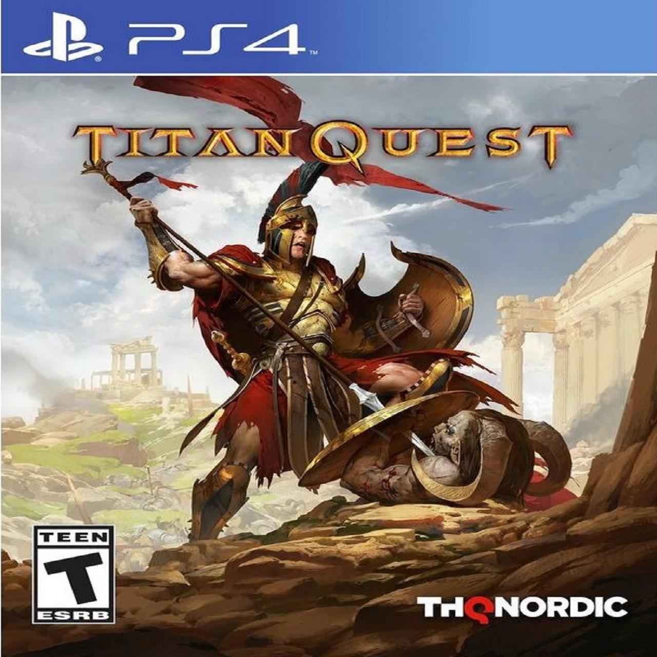 Titan Quest (русская версия) PS4
