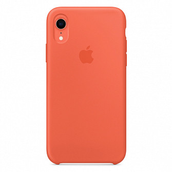 """Apple silicon case iPhone XR  """" Nectarin """""""