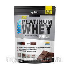 VP Labсывороточный протеин 100% Platinum Whey750 g