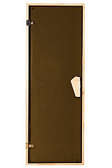 Дверь для бани и сауны Tesli Briz 1900 х 700