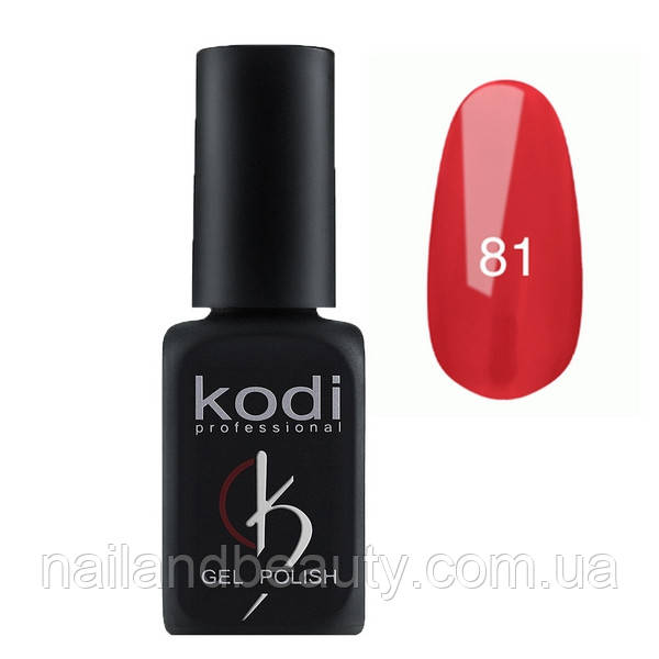 Гель-лак (Коди) Kodi Professional 8 ml № 081