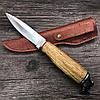 Охотничий нож Носорог