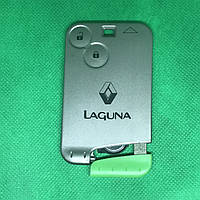Смарт карта ключ RENAULT Laguna Рено Лагуна 2001-2006 PCF7947 ID46 433Mhz