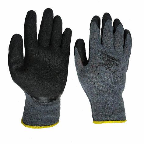 Перчатки рабочие из полимерных материалов REGODRAG, вспененный нитрил, № 10, уп. — 12 пар, фото 2