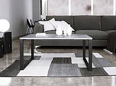 Журнальный стол в стиле лофт Ergo, Gray, фото 3