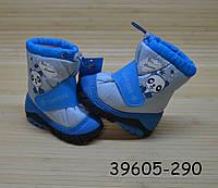 Зимние термо - сапожки 19 - 24 размеры, фото 1