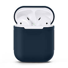 Чехол силиконовый для наушников Apple AirPods Silicone Case
