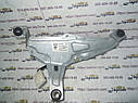 Моторчик стеклоочистителя задний Nissan Almera N16 2000-2006г.в. хетчбек, фото 3