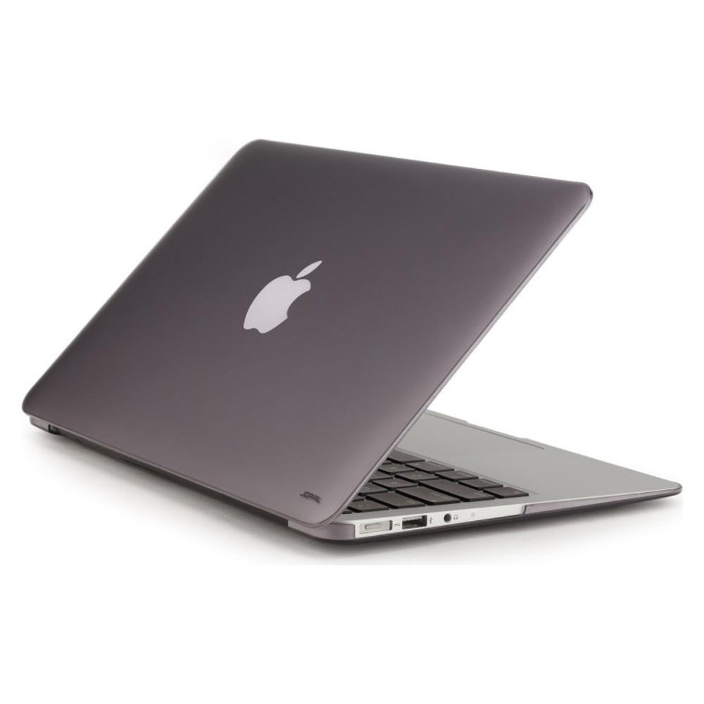 Чехол Ultra-thin для Apple MacBook Air 13 (Matte-Carbon Black) – JCPAL