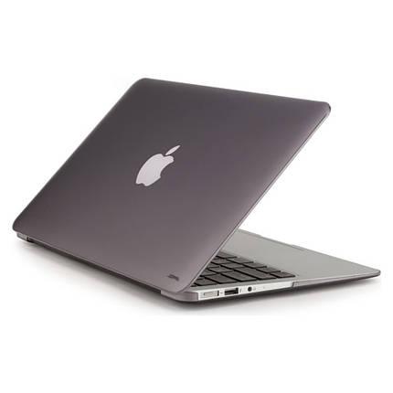 Чехол Ultra-thin для Apple MacBook Air 13 (Matte-Carbon Black) – JCPAL, фото 2