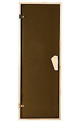 Дверь для бани  и сауны Tesli RS  2050 x 800