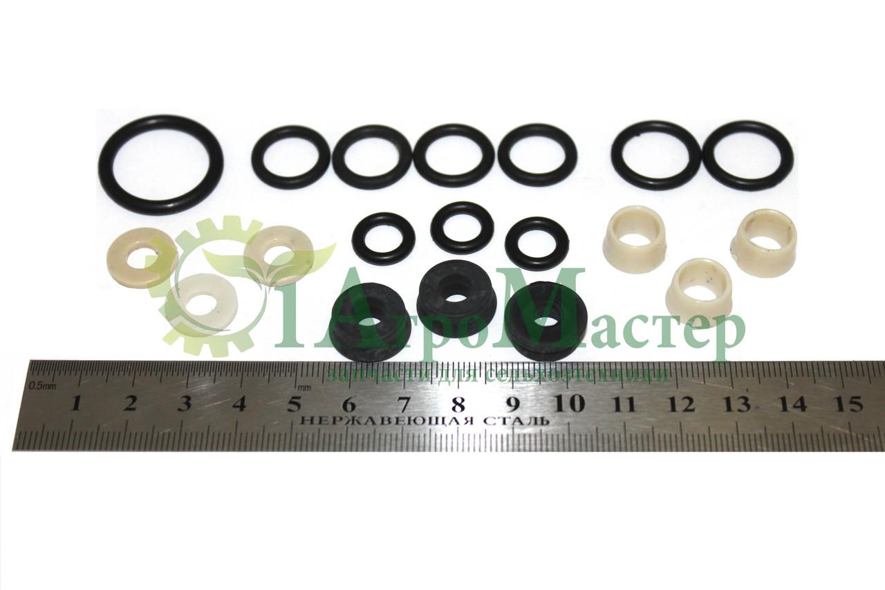 Набор штуцеров гидроцилиндра вариатора ход. и молот. Барабана (ГА-76010/020; 54-154)