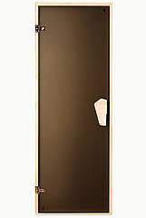 Дверь для бани  и сауны Tesli Sateen RS  2050 x 800