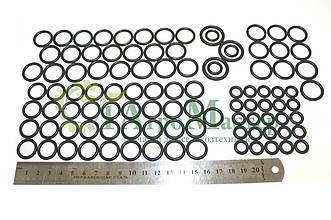 Ремкомплект гидрораспределитель 7-секц.(кольцо-101 шт.) ГА-34000Г-32/43 Енисей