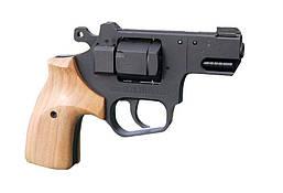 Револьвер под патрон Флобера СЕМ РС-1, полностью стальной