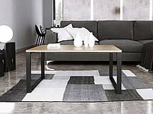 Журнальный стол в стиле лофт Ergo, Beige, фото 2