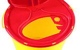 Контейнер для сбора иголок и медицинских отходов 4л, фото 2