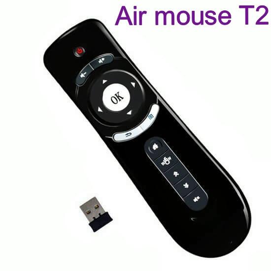 Пульт Гироскоп Air mouse T2