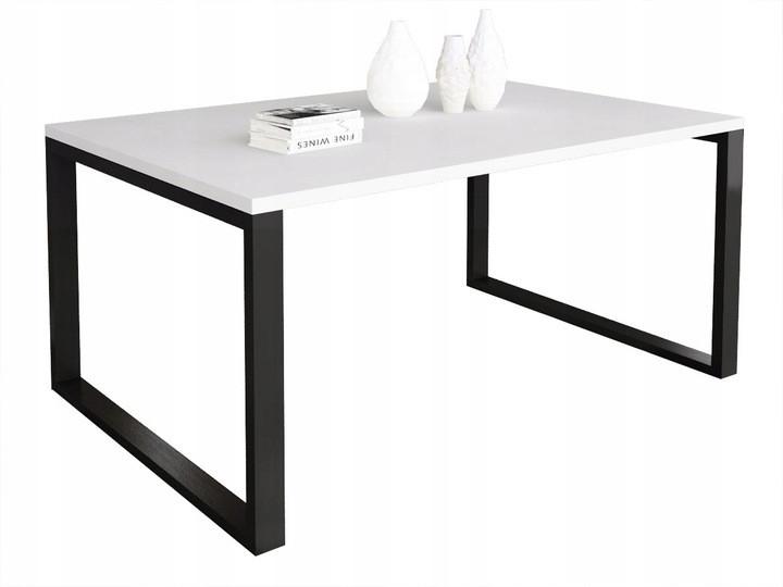 Журнальный стол в стиле лофт Ergo, White