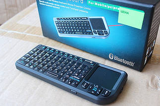 Клавиатура Rii RT-MWK02 Bluetooth анг/рус  для планшетов,Ipad,PSP,XBOX,тв-приставок,MID Харьков,Киев,Одесса, фото 3