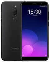 """Смартфон Meizu M6T 2/16GB Black Global, 13+2/8Мп, 8 ядер, 2sim, экран 5.7"""" IPS, 3300mAh, GPS, 4G, фото 1"""