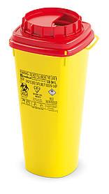 Контейнер для сбора иголок и медицинских отходов 5л