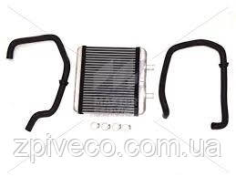 Радиатор печки  IVECO DAILY Е3 без патрубков  (FT55102/504026722)