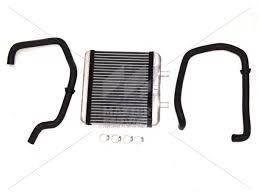 Радиатор печки  IVECO DAILY Е3 без патрубков  (FT55102/504026722), фото 2