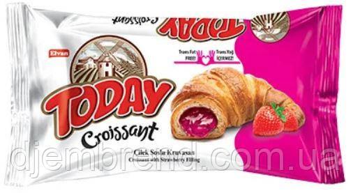 Круассан Today со вкусом Клубники, Elvan Турция