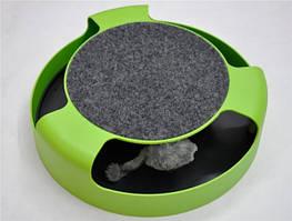 Игрушка для котов с когтеточкой Fine Pet Когтеточка для кота