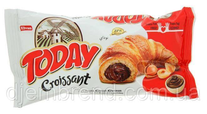 Круассан Today с Шоколадом, Elvan Турция