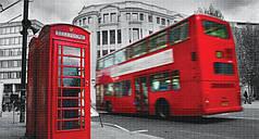 Коврик универсальный Лондон 45*75 см