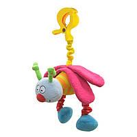 Игрушка на коляску с прищепкой Жужу Taf Toys
