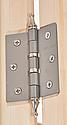 Дверь для бани и сауны Tesli UNO Silvit  1900 х 700, фото 3