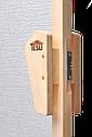 Дверь для бани и сауны Tesli UNO Silvit  1900 х 700, фото 4