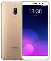 """Смартфон Meizu M6T 2/16GB Gold Global, 13+2/8Мп, 8 ядер, 2sim, экран 5.7"""" IPS, 3300mAh, GPS, 4G, фото 1"""