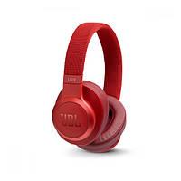 Навушники накладні безпровідні з мікрофоном JBL Live 500BT Red LIVE500BTRED