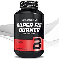 BioTech Super Fat Burner 120 таб