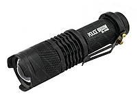 Мощный мини-фонарик Police BL-8468 (1129)