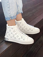 Женские Кроссовки Louis Vuitton Stellar Белые