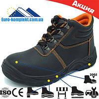 Спецобувь Рабочие ботинки Рабочая обувь для работы EURO-ART-COMFORT SB