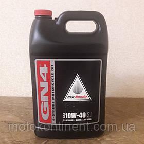 08C35A141L01 Оригинальное масло для мотоцикла HONDA 10W-40 GN4 (08C35-A141L01)