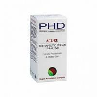 Acure Therapeutic Cream,Увлажняющий лечебный крем для жирной, раздраженной и проблемной кожи 250 мл