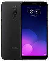 """Смартфон Meizu M6T 3/32GB Black Global, 13+2/8Мп, 8 ядер, 2sim, экран 5.7"""" IPS, 3300mAh, GPS, 4G, фото 1"""