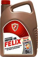 Масло моторное Felix Mineral SAE 15W-40 API SF/CC 5л